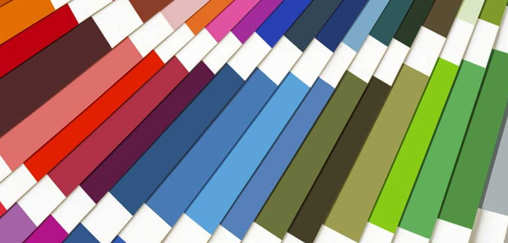 Tester colorati