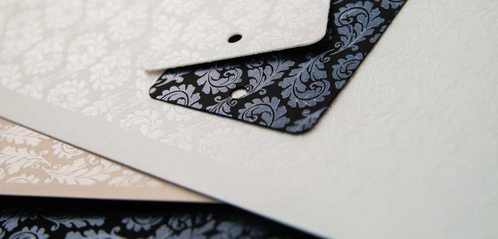 Foil per stampa a caldo perlato